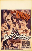The Body Snatcher movie poster (1945) picture MOV_1ef1b180