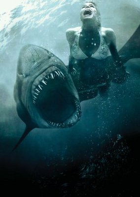 Shark Night 3D movie poster (2011) poster MOV_1ef1b3f0
