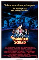 The Monster Squad movie poster (1987) picture MOV_1ef83726