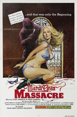 Mardi Gras Massacre movie poster (1978) poster MOV_1ef96434