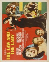 The Law and the Lady movie poster (1951) picture MOV_1efb0e89