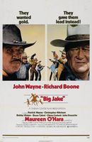 Big Jake movie poster (1971) picture MOV_1efd2042