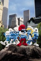 The Smurfs movie poster (2010) picture MOV_1efdab4e