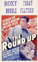 The Roundup movie poster (1941) picture MOV_6206ac13