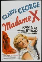Madame X movie poster (1937) picture MOV_1f058da3