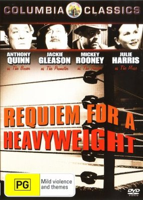 Requiem for a Heavyweight movie poster (1962) poster MOV_1f09a822