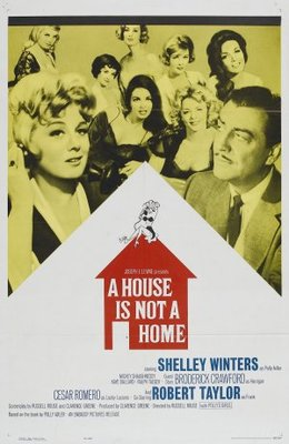 A House Is Not a Home movie poster (1964) poster MOV_1f0e9a9b