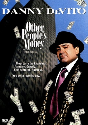 Other People's Money movie poster (1991) poster MOV_1f15a43b