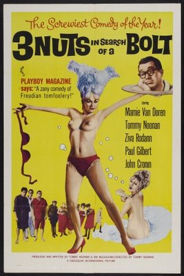 3 Nuts in Search of a Bolt movie poster (1964) poster MOV_1f16a7aa