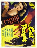 Cat People movie poster (1942) picture MOV_1f18176e