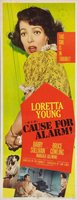 Cause for Alarm! movie poster (1951) picture MOV_1f2b9584
