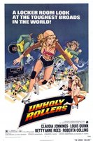 Unholy Rollers movie poster (1972) picture MOV_1f30fcb4