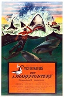 The Sharkfighters movie poster (1956) picture MOV_1f31a7c0