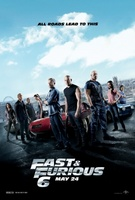 Fast & Furious 6 movie poster (2013) picture MOV_1f36429c