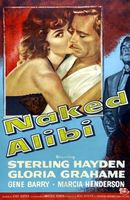 Naked Alibi movie poster (1954) picture MOV_1f3be280