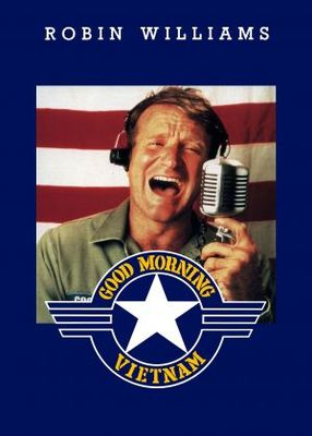 Good Morning, Vietnam movie poster (1987) poster MOV_1f3f6ba0