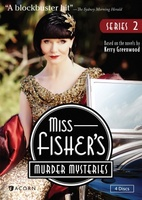 Miss Fisher's Murder Mysteries movie poster (2012) picture MOV_1f4dda76