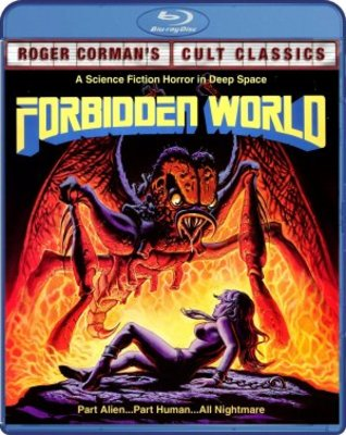 Forbidden World movie poster (1982) poster MOV_1f5130e9
