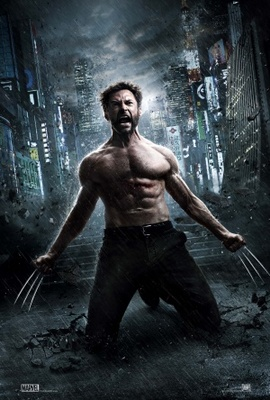 The Wolverine movie poster (2013) poster MOV_1f59c50f