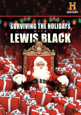 Surviving the Holidays with Lewis Black movie poster (2009) poster MOV_1f5db3ac