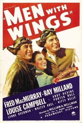 Men with Wings movie poster (1938) poster MOV_1f5e0d9a