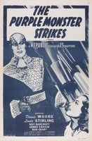 The Purple Monster Strikes movie poster (1945) picture MOV_1f601588