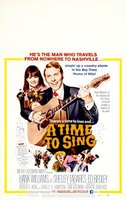 A Time to Sing movie poster (1968) picture MOV_1f603860