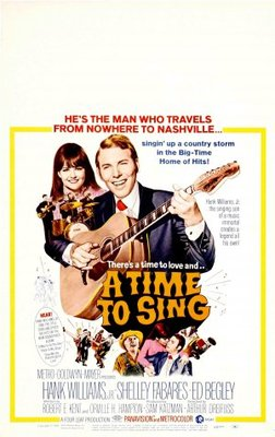 A Time to Sing movie poster (1968) poster MOV_1f603860