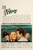 Fanny movie poster (1961) picture MOV_1f618c00