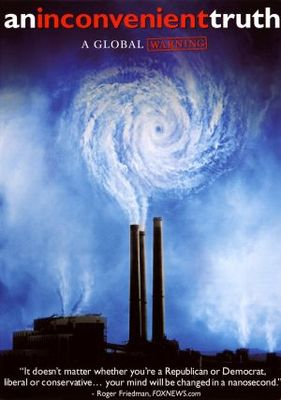 An Inconvenient Truth movie poster (2006) poster MOV_1f61b2ac