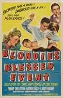Blondie's Blessed Event movie poster (1942) picture MOV_1f684a8a