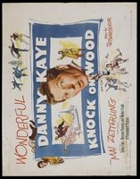 Knock on Wood movie poster (1954) picture MOV_1f803087