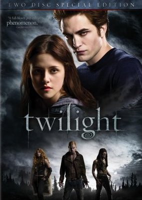 Twilight movie poster (2008) poster MOV_1f80e467