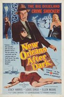 New Orleans After Dark movie poster (1958) picture MOV_1f86c48a