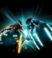 TRON: Legacy movie poster (2010) picture MOV_1f86e727