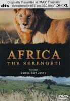 Africa: The Serengeti movie poster (1994) picture MOV_1f9339eb