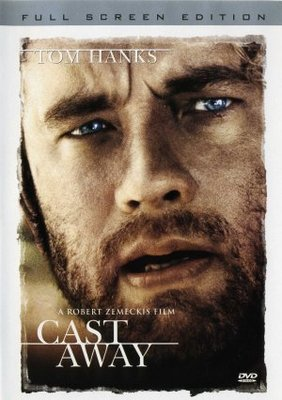 Cast Away movie poster (2000) poster MOV_1f94f567