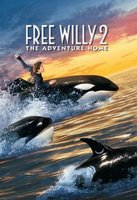 Free Willy 2: The Adventure Home movie poster (1995) picture MOV_1fa10818