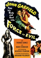 Force of Evil movie poster (1948) picture MOV_1fa400b1
