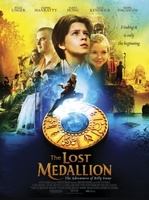 The Lost Medallion: The Adventures of Billy Stone movie poster (2013) picture MOV_1fa8724f