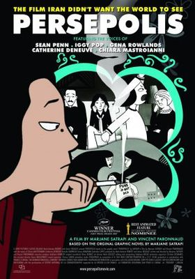 Persepolis movie poster (2007) poster MOV_1fa8adff