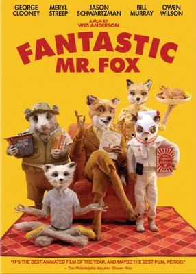 Fantastic Mr. Fox movie poster (2009) poster MOV_1fabb47a
