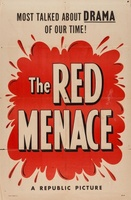 The Red Menace movie poster (1949) picture MOV_1facddb0