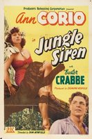 Jungle Siren movie poster (1942) picture MOV_1faedee8