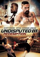 Undisputed 3 movie poster (2009) picture MOV_1fb46fb3