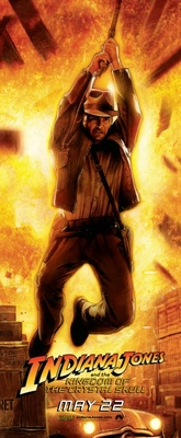 Indiana Jones and the Kingdom of the Crystal Skull movie poster (2008) poster MOV_1fbebece