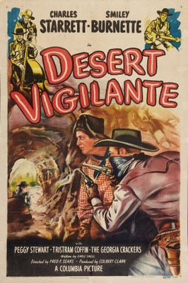 Desert Vigilante movie poster (1949) poster MOV_1fc01dc1