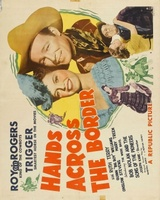 Hands Across the Border movie poster (1944) picture MOV_1fc36d6f