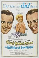 The Notorious Landlady movie poster (1962) picture MOV_1fc7880f