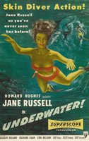 Underwater! movie poster (1955) picture MOV_1fc8d267